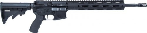 "Radical Firearms AR-15 Semi-Auto Rifle, .300 Blackout, 20 Rounds, 16"" HBAR, 12"" Free-Float FGS Handguard, Black"