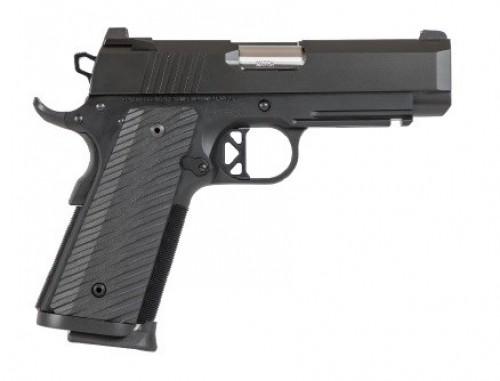 Dan Wesson TCP SA Pistole 9mm Black 9 Round