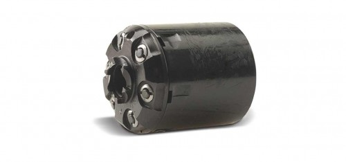 Taylors firearms Conversion Cylinder for Pietta 1851-1861 Navy Revolvers .38LC-Blue, Roll Engraving