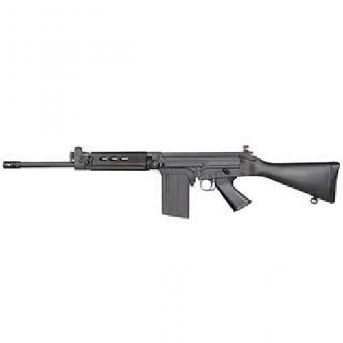 "DSA DS Arms FAL SA58 308 Winchester 16"" Barrel 20 Round Fixed Stock Black Semi Automatic Rifle SA5816TACA"