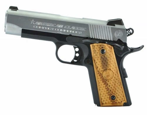 American Classic Commander Duo-tone .45ACP 4.25-inch 8rd