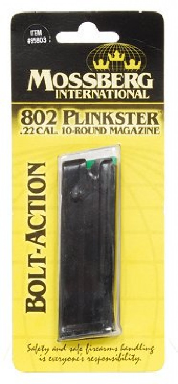 Mossberg 802 Plinkster Magazine Black .22 LR 10Rds