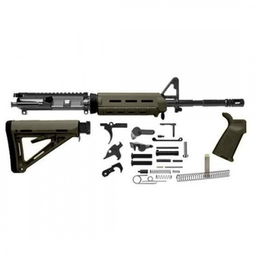 Del-Ton M4 Rifle Kit OD Green .223 16-inch