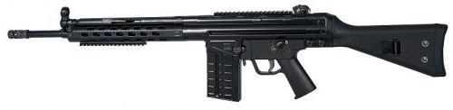 PTR-91 FR Black .308 Win / 7.62 NATO 18-inch 20rd