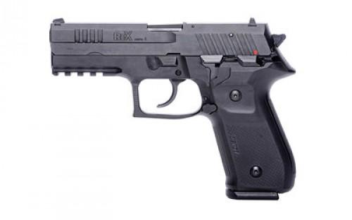 Rex Zero 1 S 9MM Pistol 10RD 4.3-inch Black