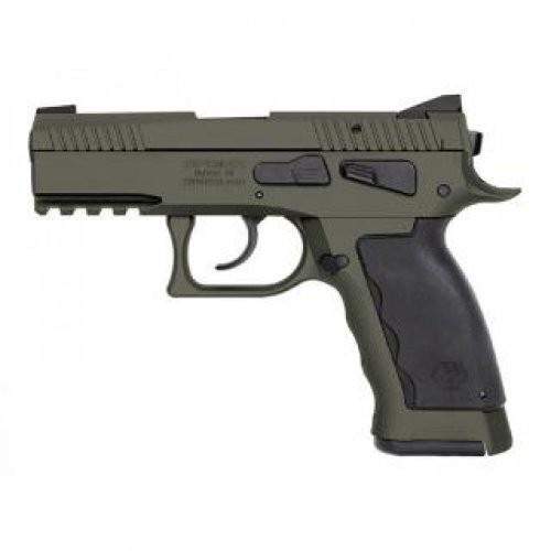 Kriss Sphinx Sdp 9mm Comp Krypton Duty 17rd