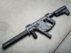 KRISS VECTOR CRB G2 45ACP CBT GREY CA COMP