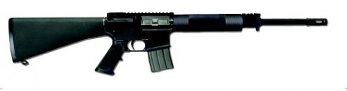 Bushmaster 450 Black .450 BM 16-inch 5rd Heavy Barrel
