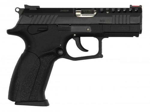 Bersa P1 Ultra Black 9mm 3.7-Inch 15Rd