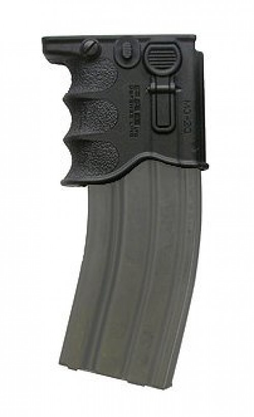 Mako Front Grip Magazine Holder Black