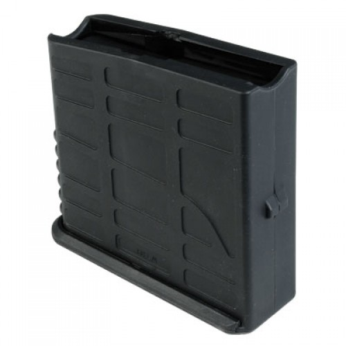 Barrett MRAD .338 LAPUA MAGNUM Magazine Assembly,10 Round,Black, 12878