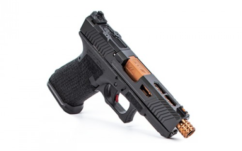 "ZEV G3 Z19 EXO 9MM 4"" 15RD THREADED"