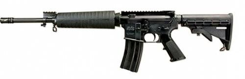 Windham Weaponry SRC-MID Black 5.56 16-inch 30rd