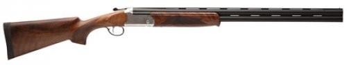 Savage Stevens 555 Over/Under Enhanced Walnut / Black 12 GA 28-inch 2Rds
