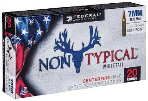 Federal Non-Typical Rifle Ammunition