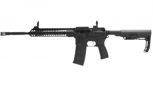 Standard Manufacturing  STD-15 Left Hand Standard Model B Sporting Rifle  Black  .223 Rem /  5.56 Nato  16 inch  30 rd