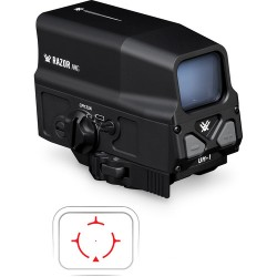 Vortex Razor AMG UH-1 Holographic Sight (1 MOA Red Dot Reticle)