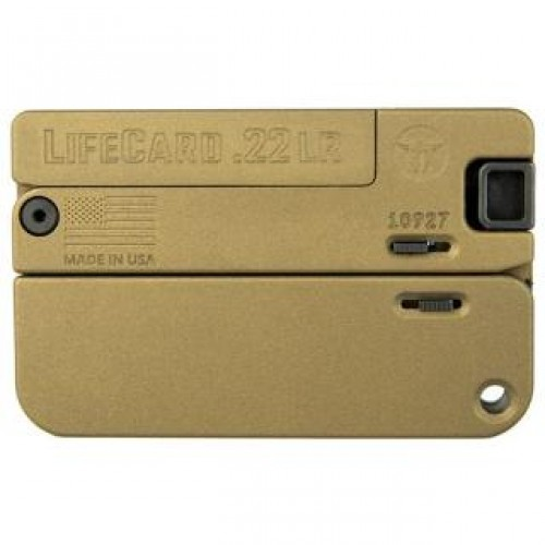 TRAILBLAZER LIFECARD 22LR BURNT BRONZE