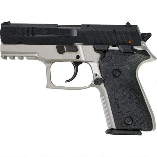 FIME REX ZERO 1CP 9MM GREY 15RD