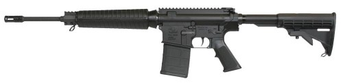 Armalite Defensive Sporting Semiautomatic Centerfire Rifle - Black