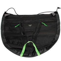 Seattle Sports Paddling 1/2 Skirt, Black