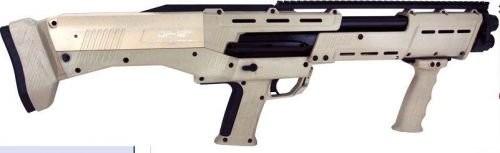 Standard Manufacturing DP12 12GA 18.875-inch 14RD Tan