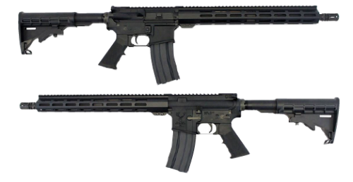STAG ARMS AR15 Complete Rifle 5.56 NATO Chrome-lined Barrel