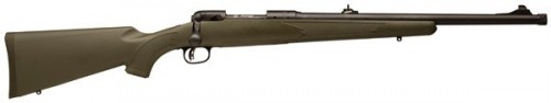 Savage 11 Hog Hunter Black/OD Green Synthetic .308 Win 20 Inch 4Rd Threaded Barrel