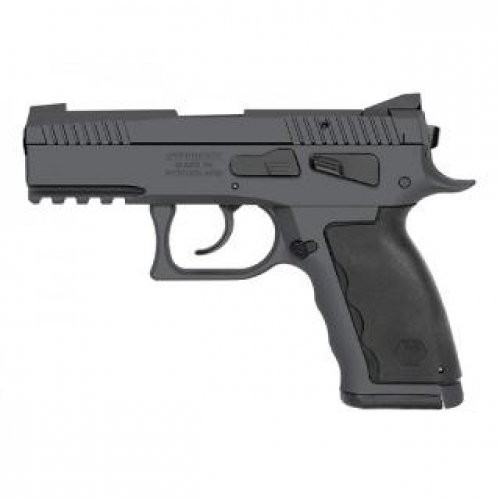KRISS SPHINX SDP 9MM COMPACT GREY DASA 15RD