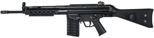 """PTR 91 SC 308WIN 16"""" FLUTED 20RD BLACK"""