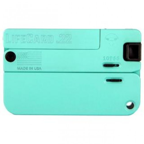 TRAILBLAZER LIFECARD 22LR ROBIN EGG BLUE
