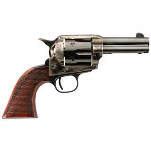 "Taylor's & Co Runnin' Iron 45 LC 3.5"" Barrel 6 Rounds Blued"