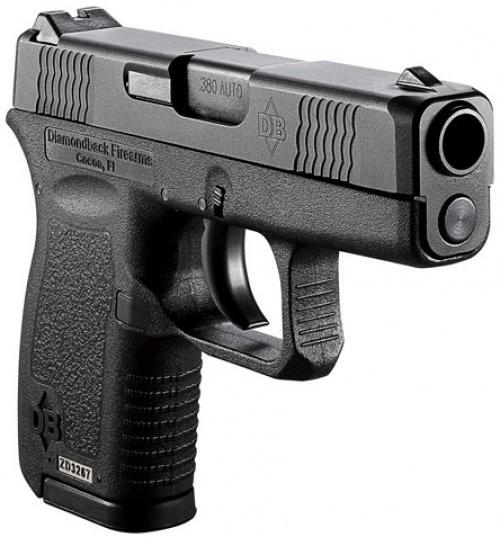 Diamondback .380 Auto Handgun (Micro)