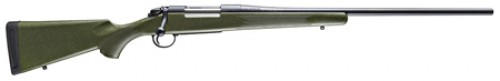 Bergara Rifles B14S104 B-14 Hunter Synthetic Green Stock Blued 22-250 Remington 22 In 1 Rd