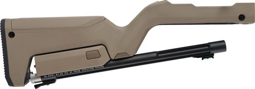 Tactical Solutions TACSOL 10/22 TAKEDOWN COMBO MAGPUL MATTE BLACK/FDE STOCK
