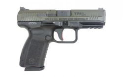 Century Arms Canik TP9SF Elite-S OD Green 9mm 4.2-inch 15Rds