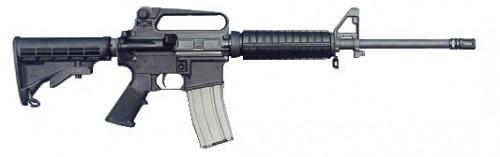 Bushmaster LE M4A3 Heavy Barrel 16-inch Carbine 5.56/.223 30rd