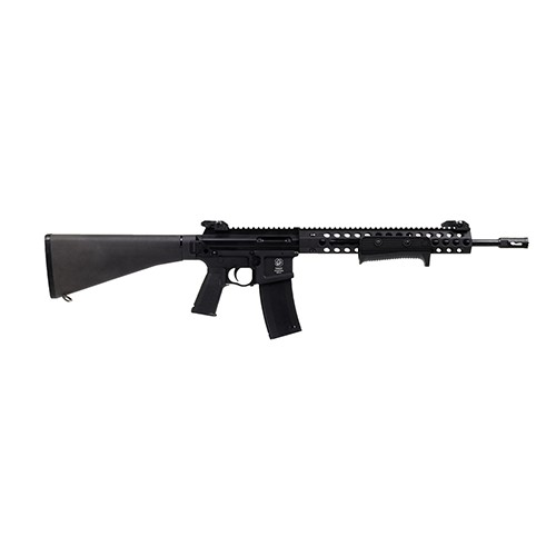 "Rifle, Pump AR, A2 Stock, 223, 18"", BLACK"