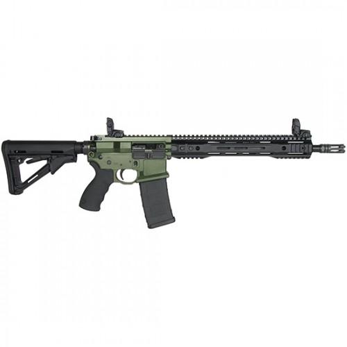 FA M4-SBR-L 223REM 14.5 SBN BBL ODG FLASH HIDER