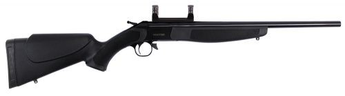 CVA Hunter Single-Shot Centerfire Rifle - Black
