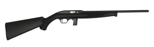 """Mossberg 715T .22 Long Rifle 10-Round 18"""" Semi-Automatic Rifle in Blued - 37224"""