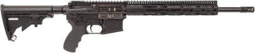 "Radical Firearms AR-15 Semi Auto Rifle 300 AAC 16"" HBAR 20 Rounds 12"" M-LOK Rail Collapsible Stock Black"