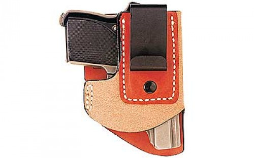 DeSantis Pop-Up Holster - Right, Tan 020TAA7Z0 - SEECAMP .25/.32
