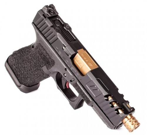 ZEV Technologies ZEV G19 G3 Spartan Black TH