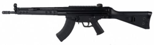 PTR Industries PTR-32 Gen 2 Semi Automatic Rifle Black  7.62x39 16 inch 30 rd