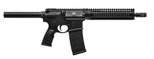 Daniel Defense DDM4 Black .300 AAC Blackout 10.3-inch 30Rds