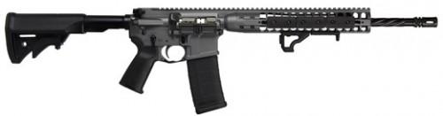 LWRC DI Cerakote Tactical Grey .223 / 5.56 NATO 16.1-inch 30Rounds
