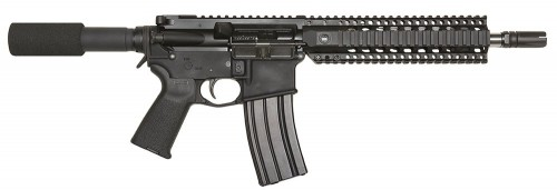 BUSHMASTER QPC XM15 AR EN PISTOL 10.5