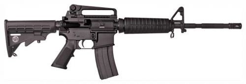 Bushmaster M4 Patrolman Carbine Semiautomatic Rifle - Rust