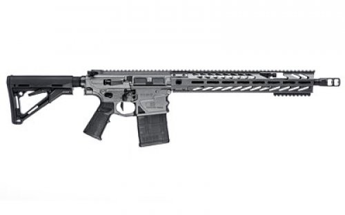 Nemo Arms XO Steel Semiautomatic Tactical Rifle - Stainless
